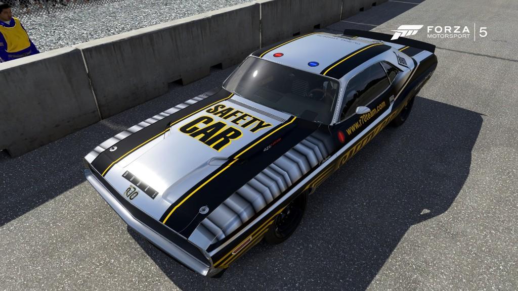[Forza 5] Concurso de diseño!! para el nuevo SAFETY CAR Nv4c