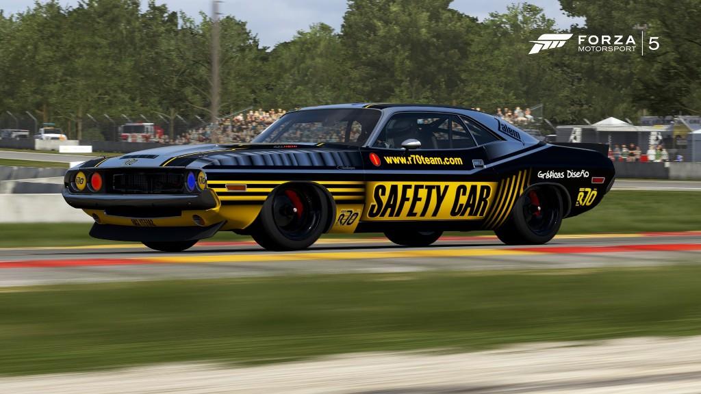 [Forza 5] Concurso de diseño!! para el nuevo SAFETY CAR V8qye