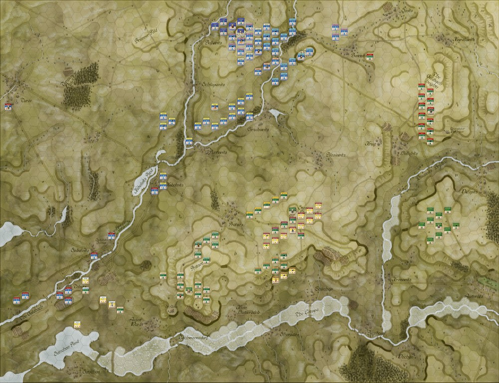 Austerlitz 1805 : Rising Eagle BtmBCA
