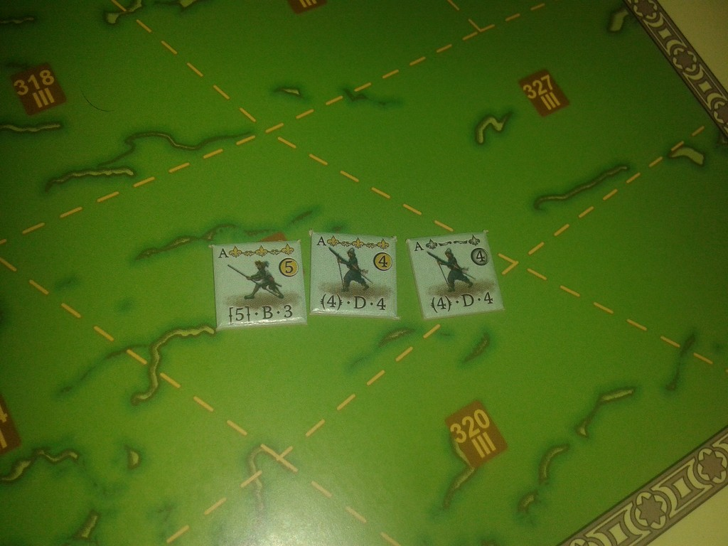 [CR] P3F : la Bataille d'Arques, 21 septembre 1589 WX5mud