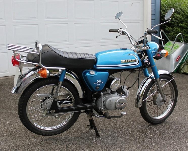 1974 Suzuki AC50 VOnl7D