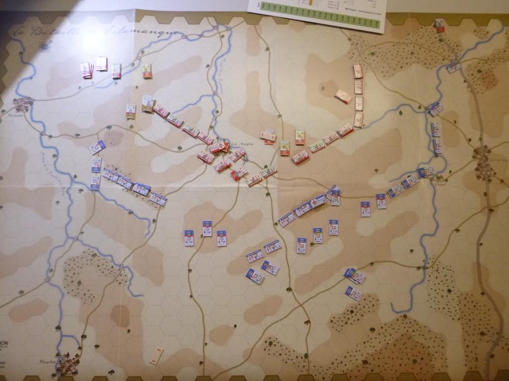 [CR] QBeE : La Bataille de Los Arapiles SVQcSh