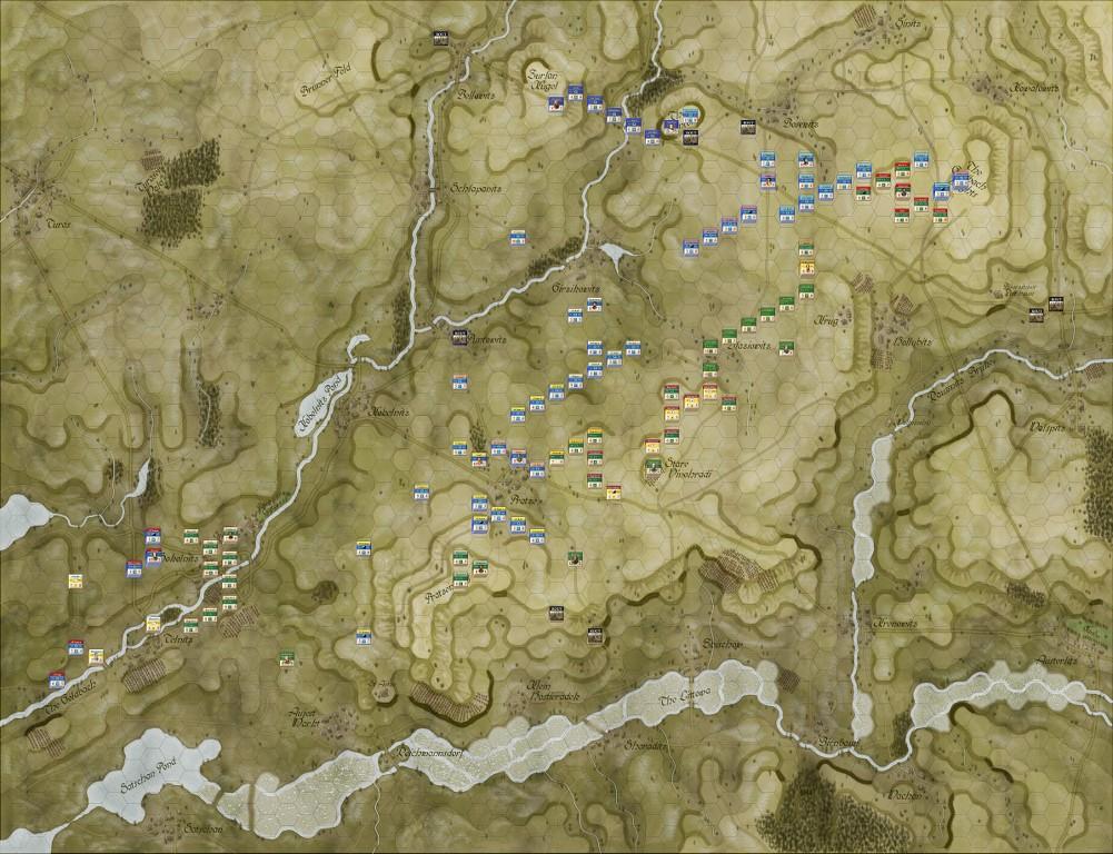 Austerlitz 1805 : Rising Eagle BaY76A