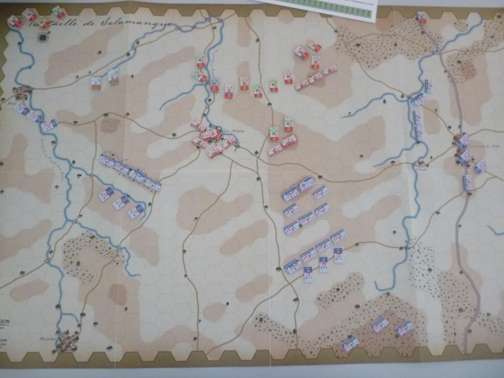 [CR] QBeE : La Bataille de Los Arapiles UCSxj9