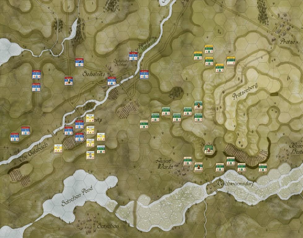 Austerlitz 1805 : Rising Eagle EO4eN5