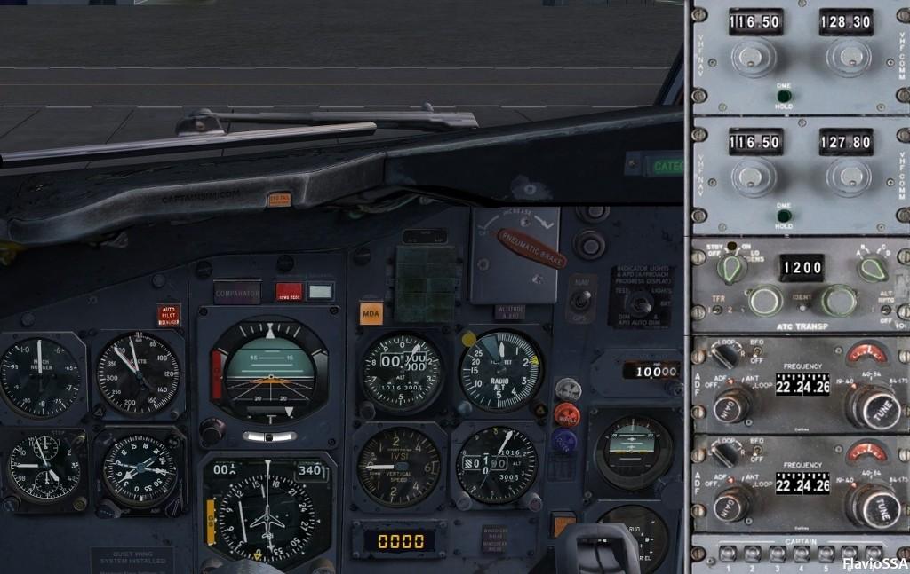 ADF não funciona no FSX SE 41VVJP