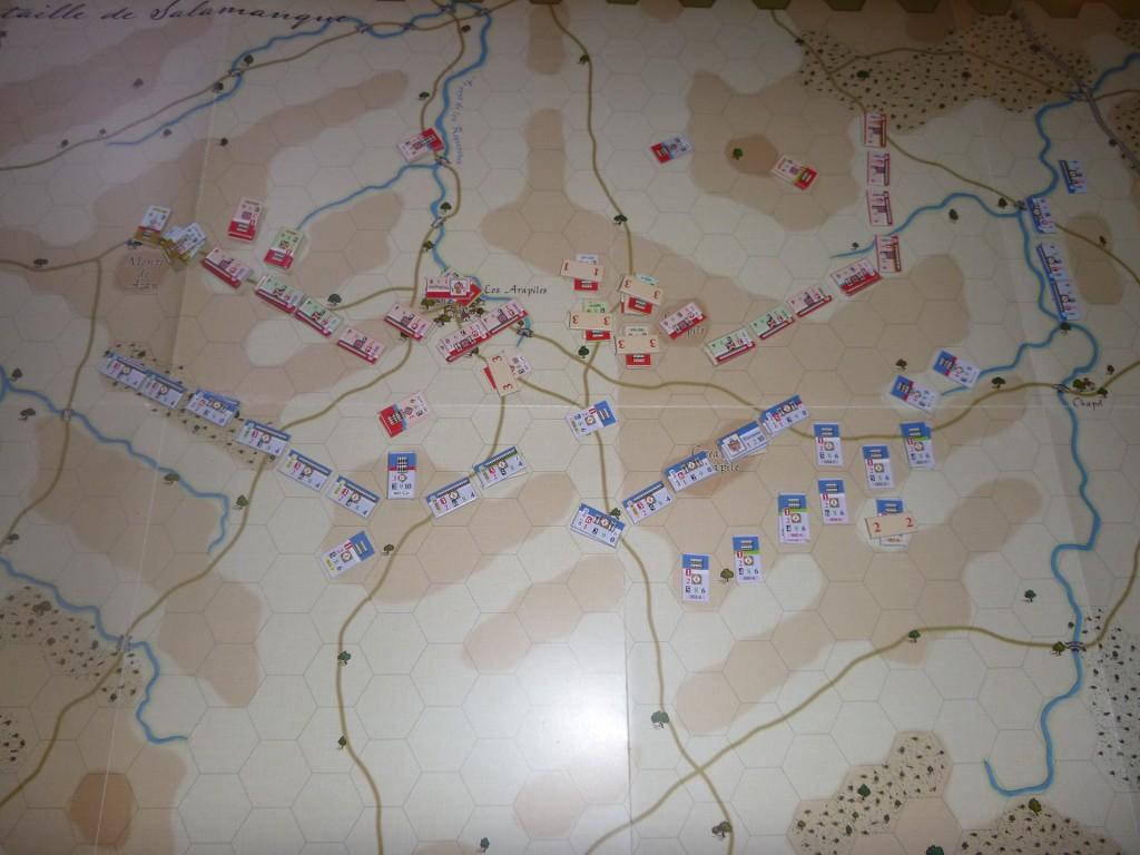 [CR] QBeE : La Bataille de Los Arapiles BS6MS4