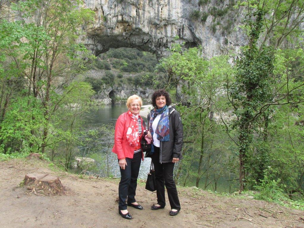 Gorges de l'Ardèche-Grotte Chauvet-Dimanche 17 avril 2016 453YBM