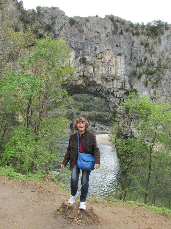 Gorges de l'Ardèche-Grotte Chauvet-Dimanche 17 avril 2016 4Jp4Ff