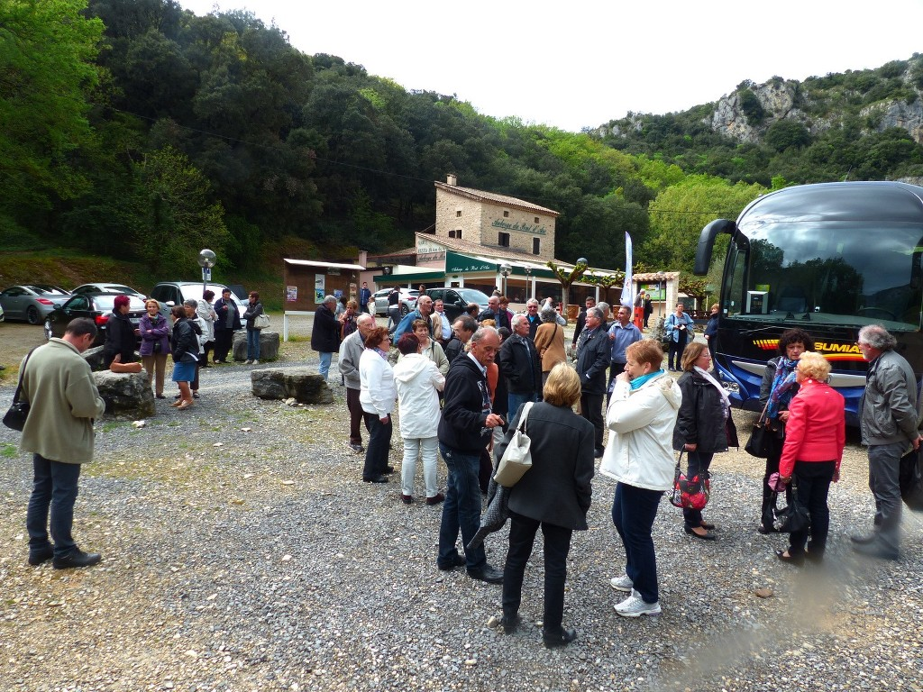 Gorges de l'Ardèche-Grotte Chauvet-Dimanche 17 avril 2016 8JOZkZ