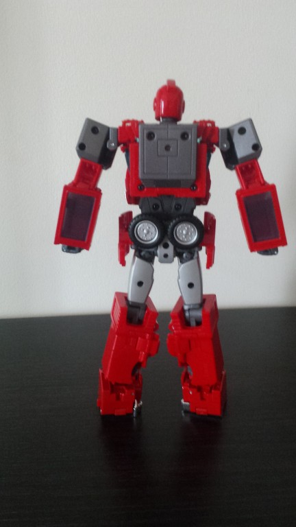 MP27 Cybertron Security Ironhide 9UwYTS