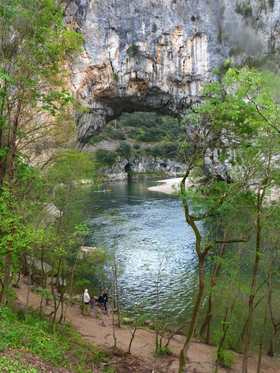 Gorges de l'Ardèche-Grotte Chauvet-Dimanche 17 avril 2016 HoJDBH