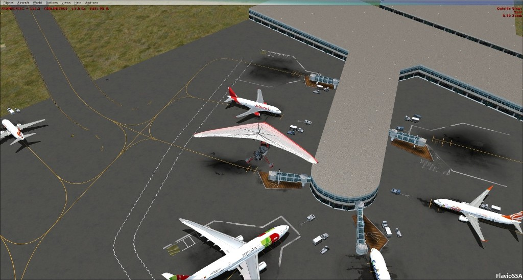 REX Worldwide Airports HD OMXZfG