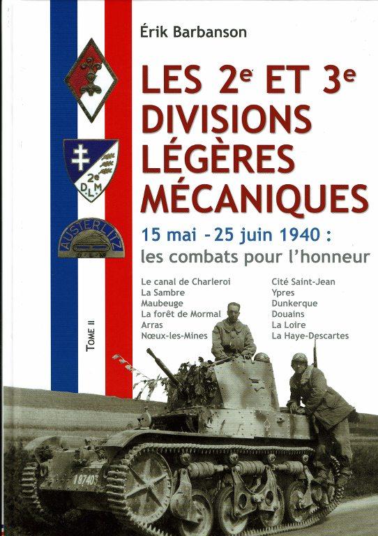 Les 2e et 3e divisions légères mécaniques – Tome I & II TBEKx1