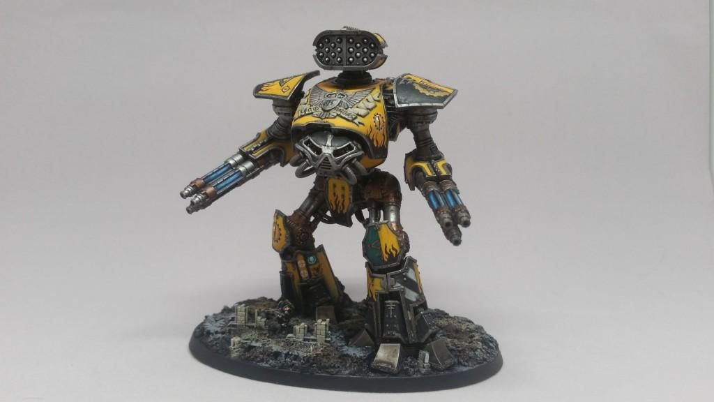AT: En soutien de la Alpha Legion KfgRgD