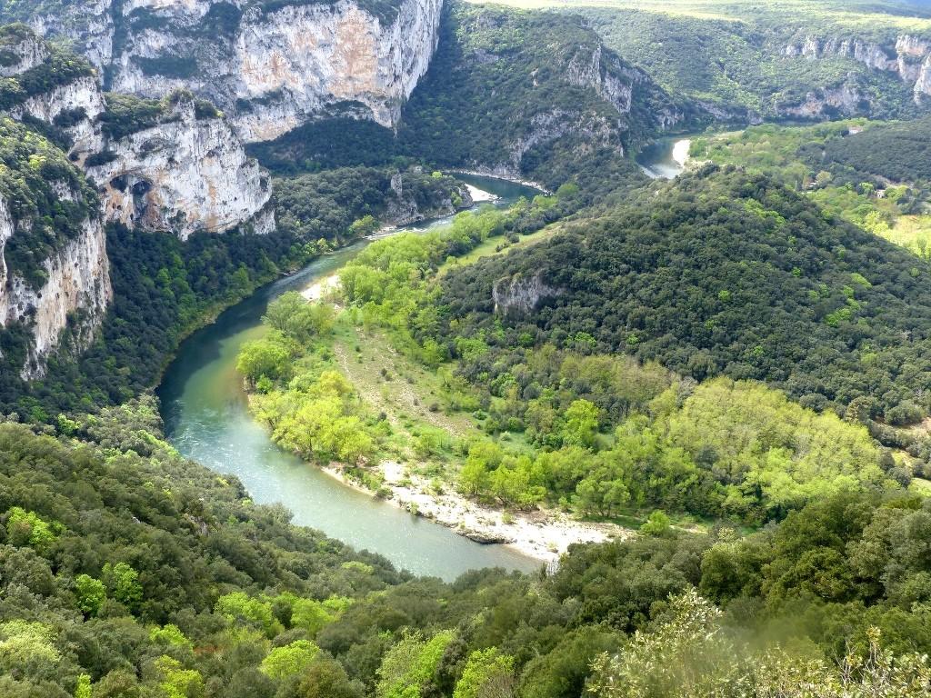Gorges de l'Ardèche-Grotte Chauvet-Dimanche 17 avril 2016 NMhMXO