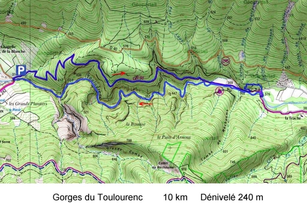 Gorges du Toulourenc-Jeudi 28 juin 2018 OP75j1