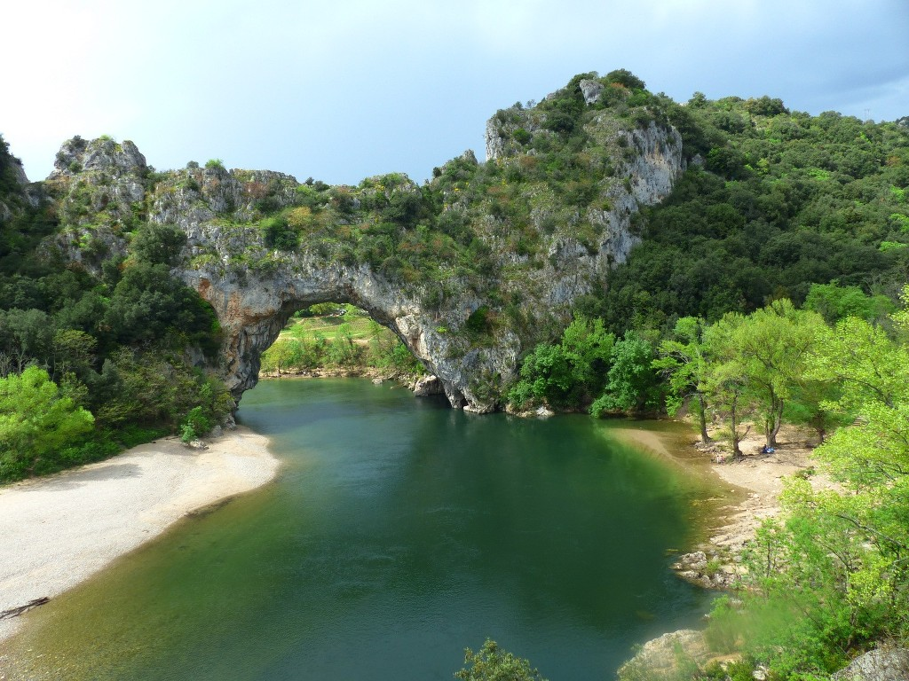 Gorges de l'Ardèche-Grotte Chauvet-Dimanche 17 avril 2016 YoSV9z