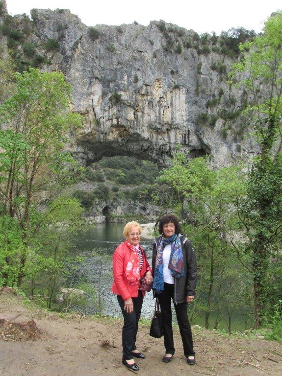 Gorges de l'Ardèche-Grotte Chauvet-Dimanche 17 avril 2016 0IxdVw