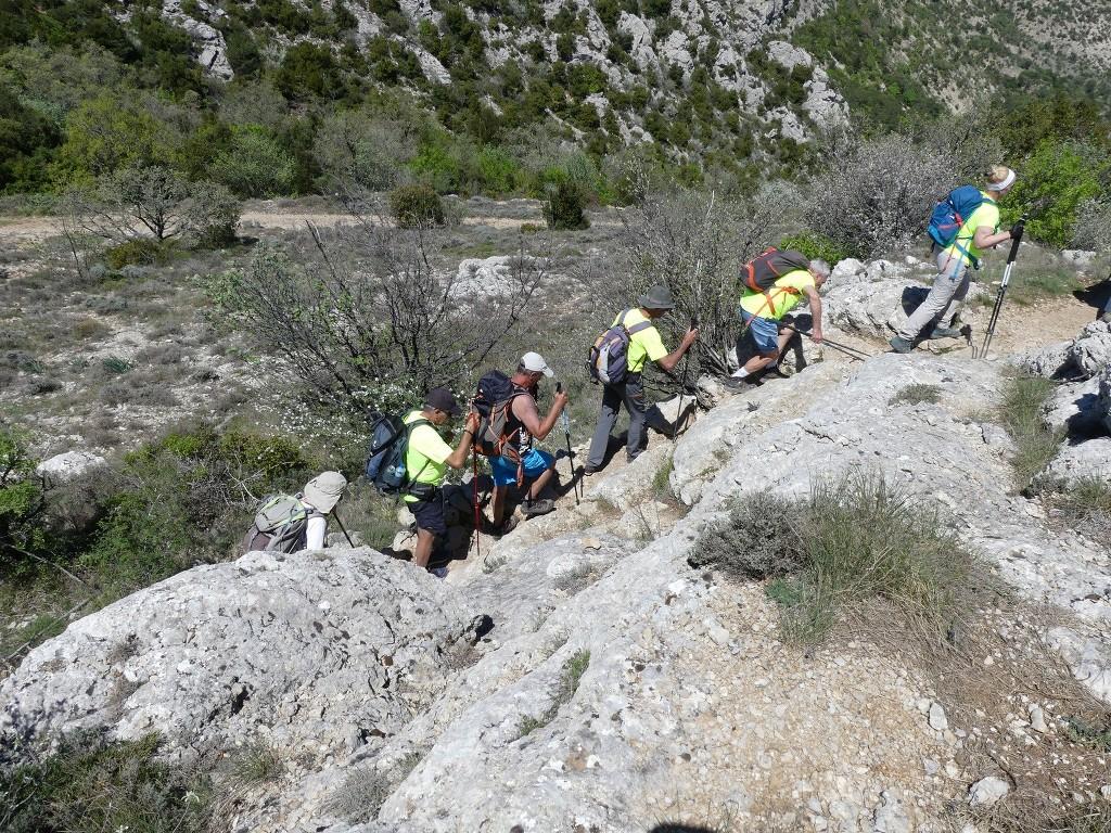 St Pons-Le col de Bertagne-Jeudi 26 avril 2018 1FW31W