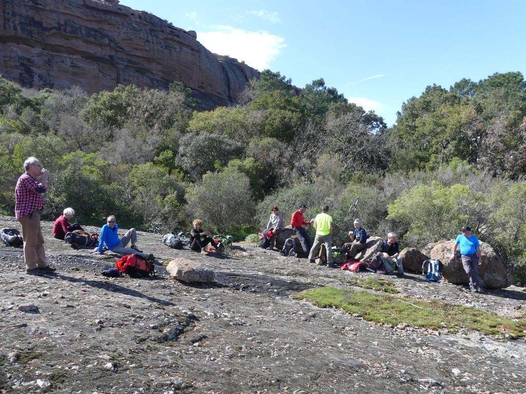 Traversée du Rocher de Roquebrune-Jeudi 29 mars 2018 2SkzLQ