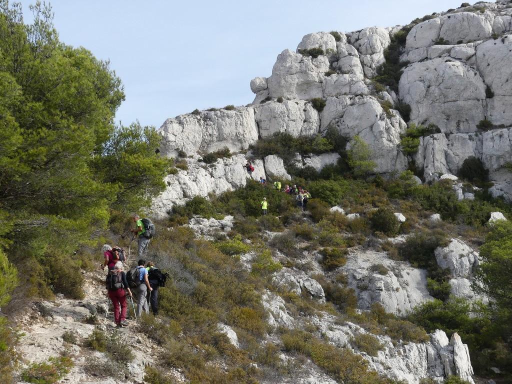 Calanques-Marseilleveyre-Plateau de l'Homme Mort-Jeudi 2 novembre 2017 5xkurf