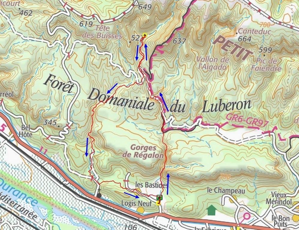 Mérindol- Gorges de Régalon - Samedi 5 mai 2018 6EztCf
