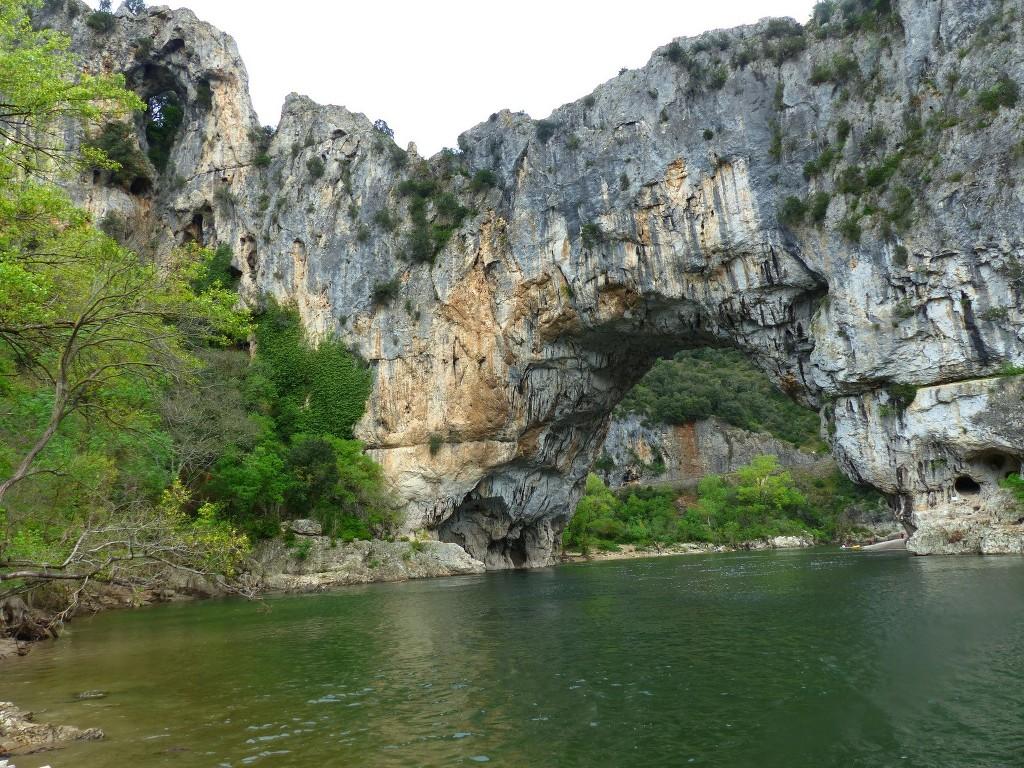 Gorges de l'Ardèche-Grotte Chauvet-Dimanche 17 avril 2016 6NPmLo