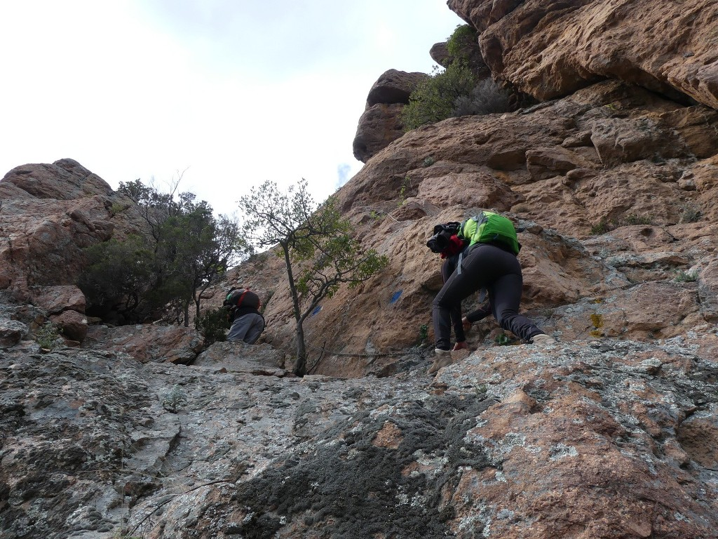 Traversée du Rocher de Roquebrune-Jeudi 29 mars 2018 6vodqb
