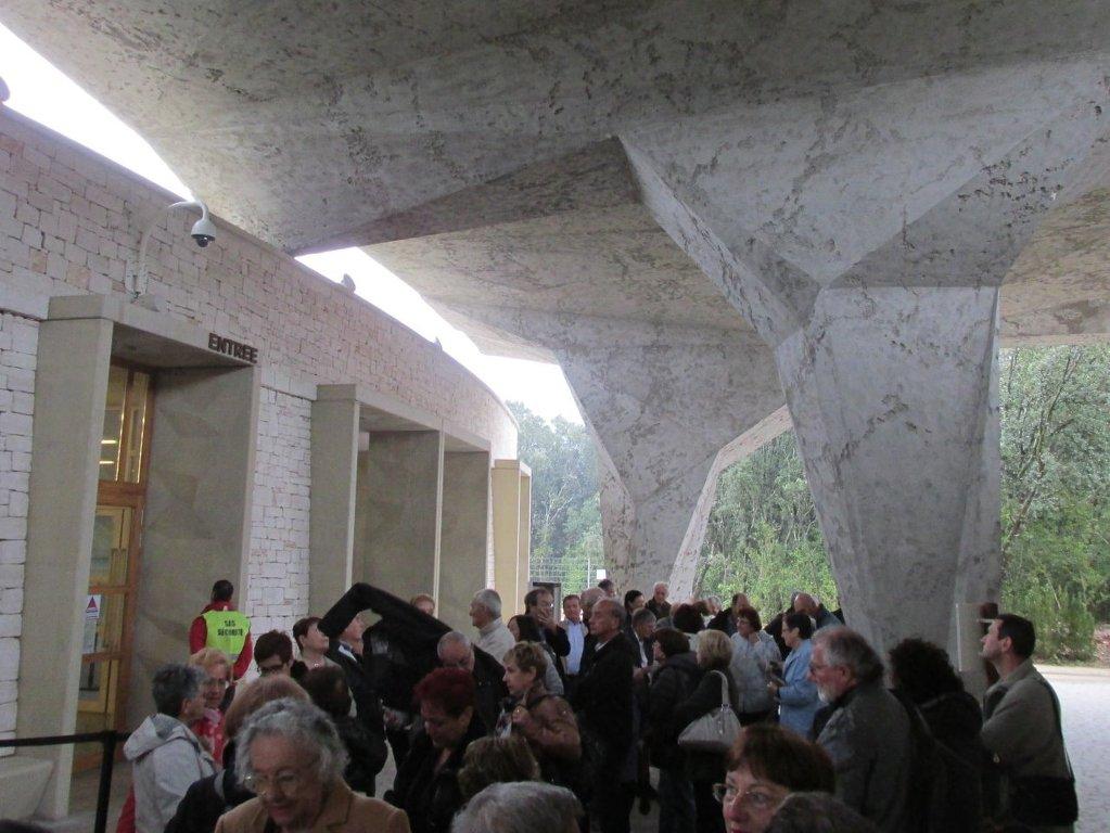 Gorges de l'Ardèche-Grotte Chauvet-Dimanche 17 avril 2016 EoZHVs