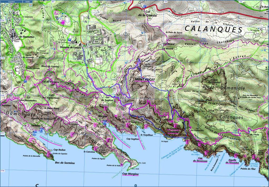 Mont Puget par l'Œil de Verre-Jeudi 3 mai 2018 Kn1pUg
