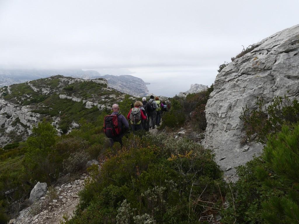 Calanques-Marseilleveyre-Plateau de l'Homme Mort-Jeudi 2 novembre 2017 LyBiI3