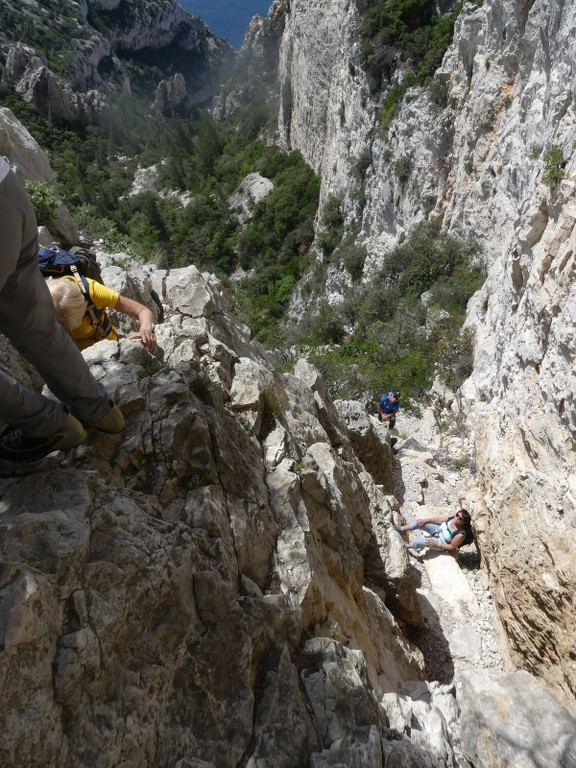 Mont Puget par l'Œil de Verre-Jeudi 3 mai 2018 MeufV3