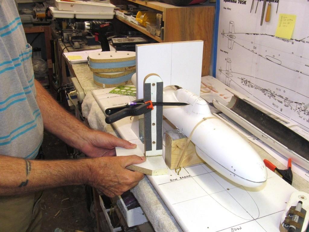 upgrading the SSY 1/96 ALFA kit OlCx5l