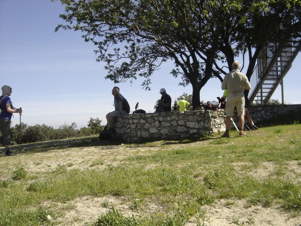 La Roque d'Anthéron - jeudi 26 avril 2018 UDrfAH