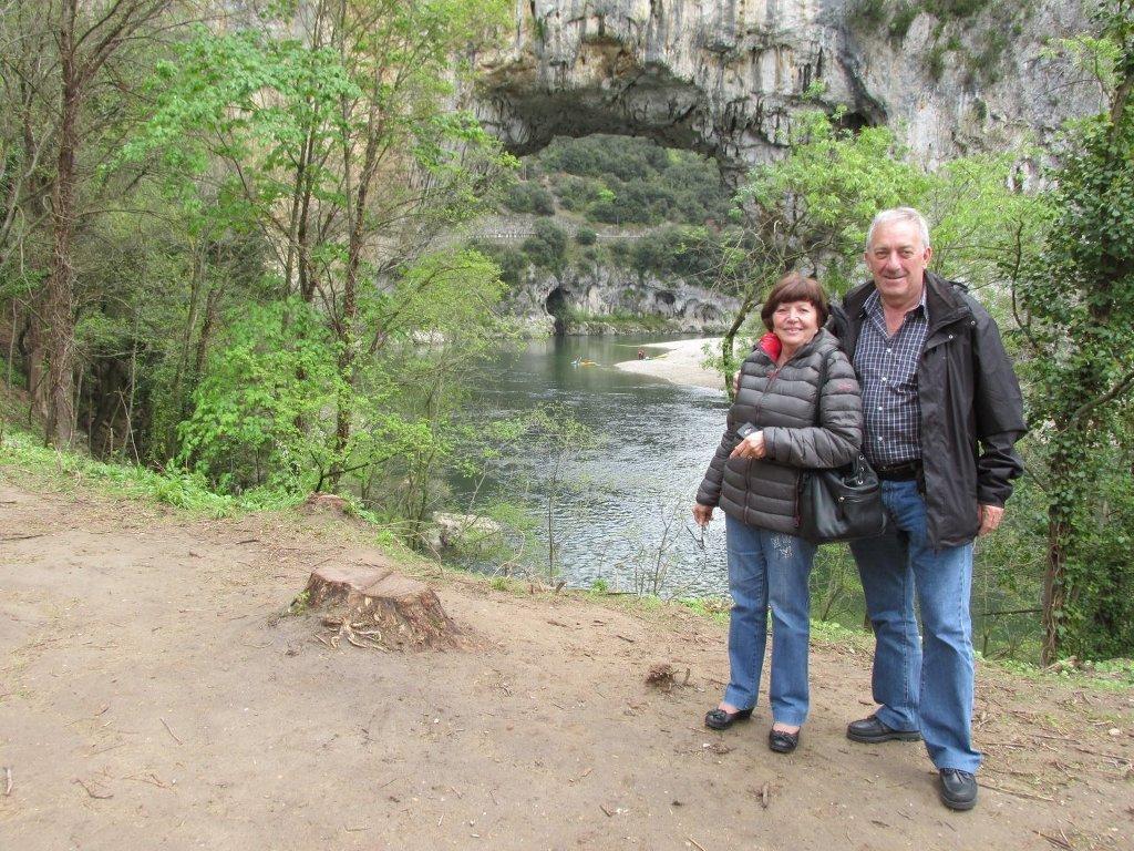 Gorges de l'Ardèche-Grotte Chauvet-Dimanche 17 avril 2016 XytCWQ