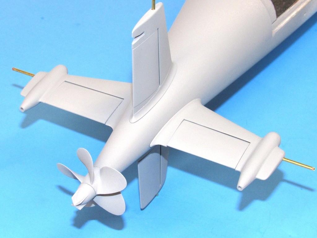 upgrading the SSY 1/96 ALFA kit AAJ08Z