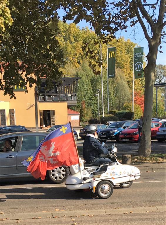 Ici le CR et les Photos du Rétro-Rencard à Strasbourg-Meinau du 8.10.2018 CVdGnN