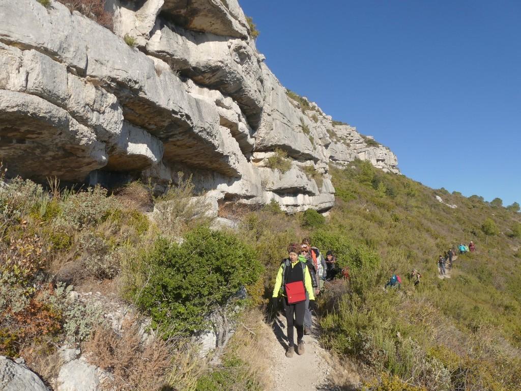 Garlaban-Pichauris-Plateau de l'Aroumi-Jeudi 30 novembe 2017 FyppSJ