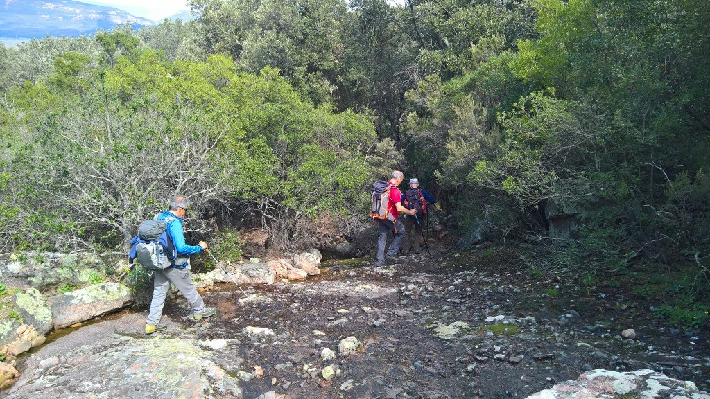 Traversée du Rocher de Roquebrune-Jeudi 29 mars 2018 KGKeKO