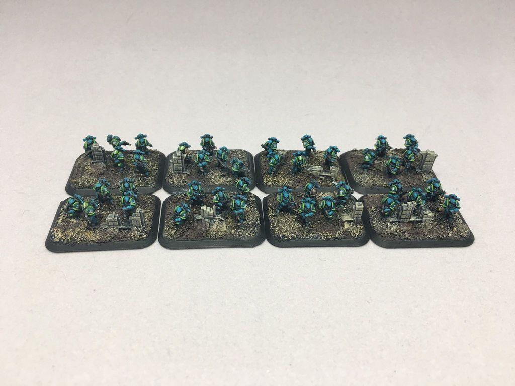 Alpha Legion / MaJ 11.11 NugOwc