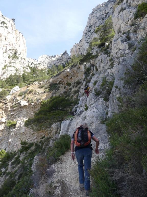 Mont Puget par l'Œil de Verre-Jeudi 3 mai 2018 S7o04r
