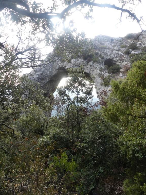 Lubéron-Vallon de l'Arc-Arche du Portalas-Jeudi 9 novembre 2017 SoxKao