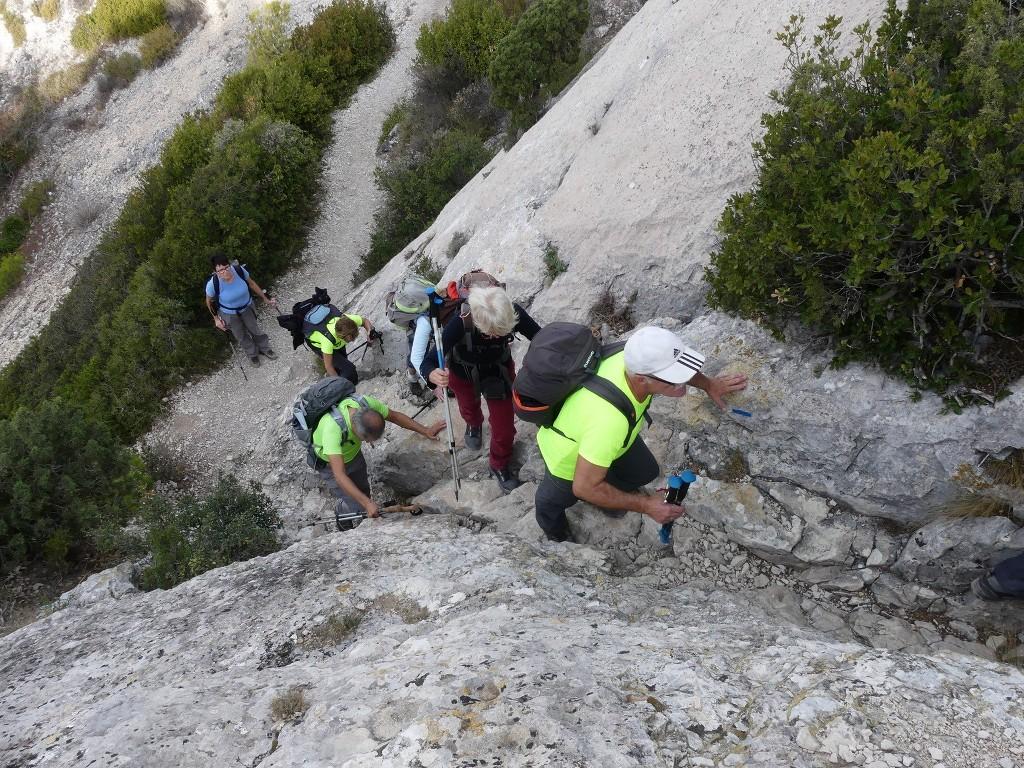 Calanques-Marseilleveyre-Plateau de l'Homme Mort-Jeudi 2 novembre 2017 YicDS3