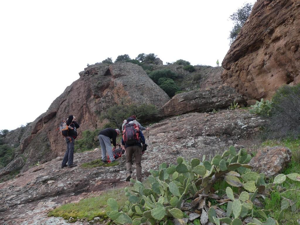 Traversée du Rocher de Roquebrune-Jeudi 29 mars 2018 3A6v6u