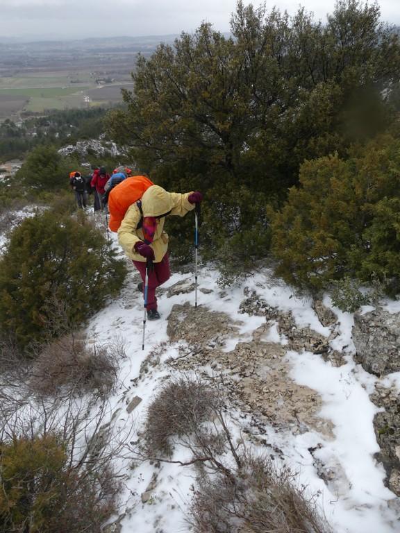 Meyrargues-Ligourès-Jeudi 1er mars 2018 3nNIZK