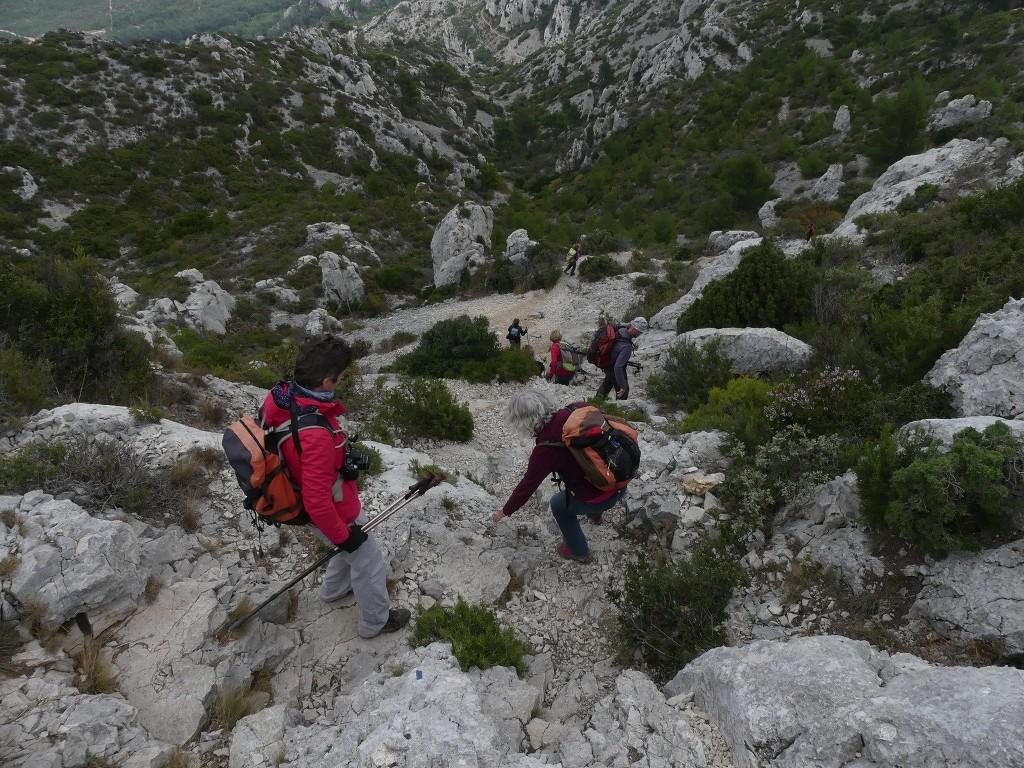 Calanques-Marseilleveyre-Plateau de l'Homme Mort-Jeudi 2 novembre 2017 6RC4mh