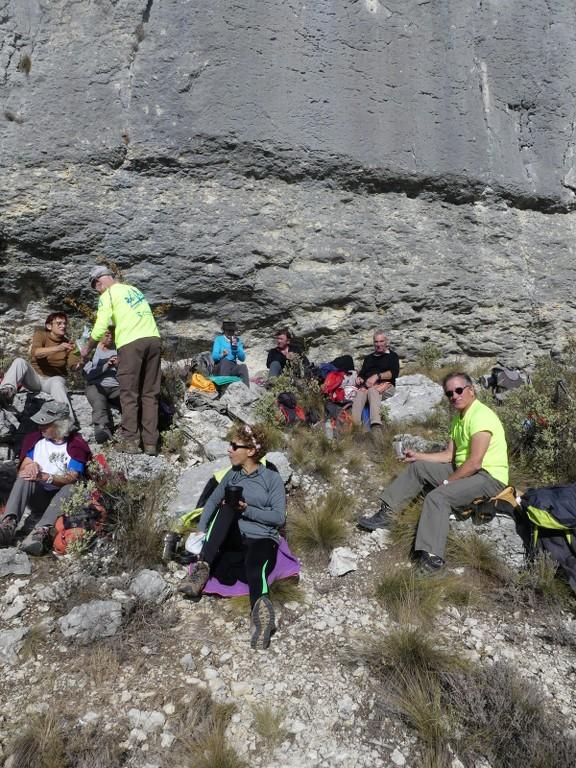 Lubéron-Vallon de l'Arc-Arche du Portalas-Jeudi 9 novembre 2017 6Zg4ly