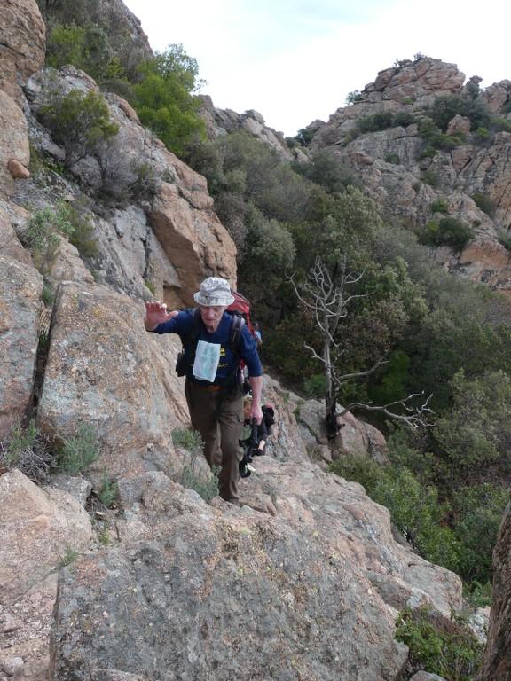 Traversée du Rocher de Roquebrune-Jeudi 29 mars 2018 ARbp5Z