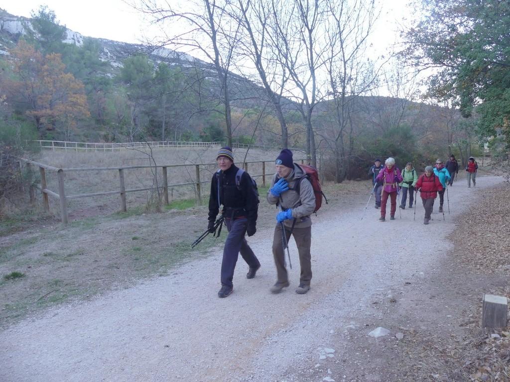 Garlaban-Pichauris-Plateau de l'Aroumi-Jeudi 30 novembe 2017 GXsAho